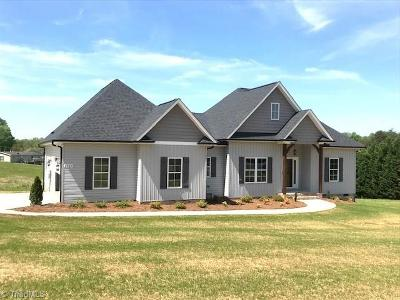 Stokesdale Single Family Home For Sale: 8587 Fulp Road