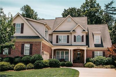 High Point Single Family Home For Sale: 2430 Lake Oak Court