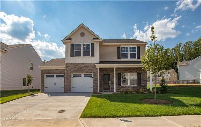 Kernersville Single Family Home For Sale: 1808 Iron Horse Drive #75