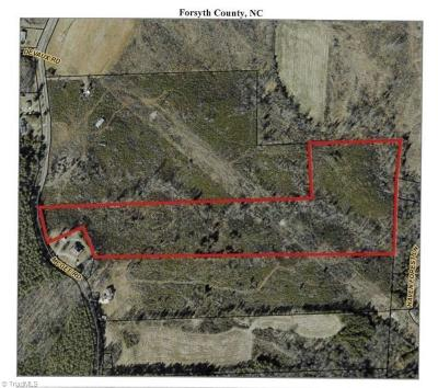 Rural Hall Residential Lots & Land For Sale: McGee Road