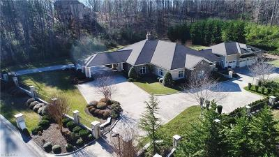 Wilkesboro NC Single Family Home For Sale: $1,200,000