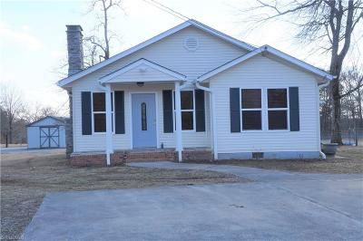 Single Family Home For Sale: 859 Cedar Creek Road