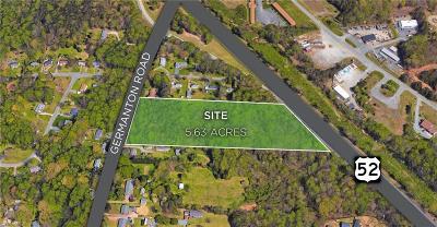 Winston Salem Residential Lots & Land For Sale: Germanton Road