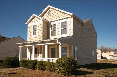 Bermuda Run Single Family Home For Sale: 155 Townpark Drive