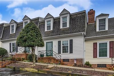 Asheboro Condo/Townhouse For Sale: 330 W Presnell Street #19