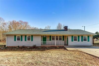 Rockingham County Single Family Home For Sale: 7340 Nc Highway 700