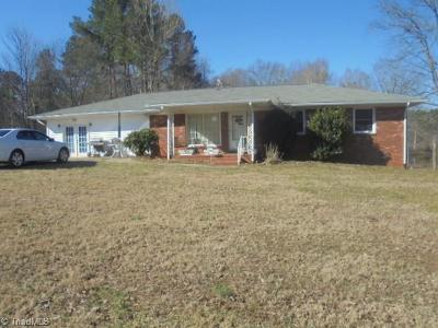 Pleasant Garden Single Family Home For Sale: 787 E Nc Highway 62