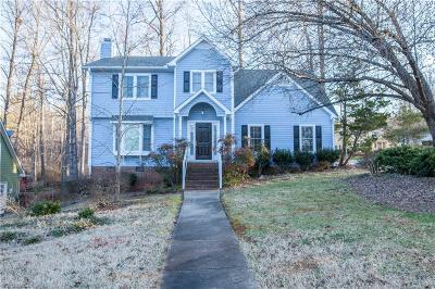 Greensboro Single Family Home For Sale: 5100 Mountain Ash Court