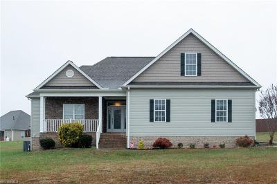 Browns Summit Single Family Home For Sale: 5097 Branch View Road