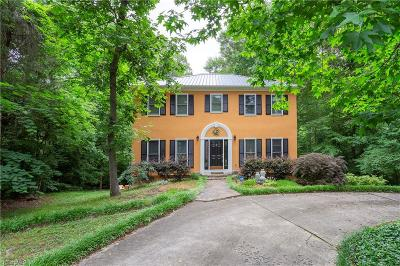 High Point Single Family Home For Sale: 313 Ridgeland Drive