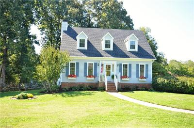 Kernersville Single Family Home Due Diligence Period: 9516 White Tail Trail