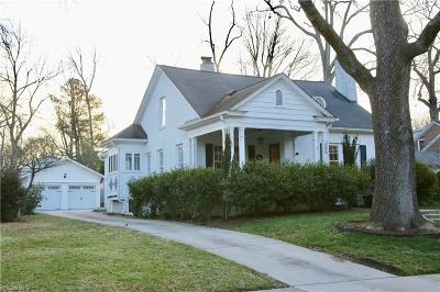 Single Family Home Sold: 305 W Greenway Drive S
