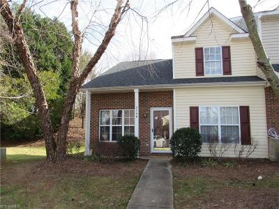 Greensboro Condo/Townhouse Due Diligence Period: 3708 Winborne Lane