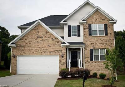 Greensboro NC Single Family Home For Sale: $339,000