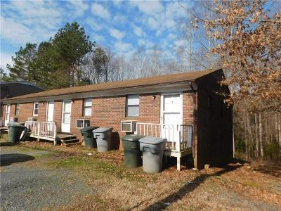 Asheboro Multi Family Home For Sale: 1323 Old Liberty Road