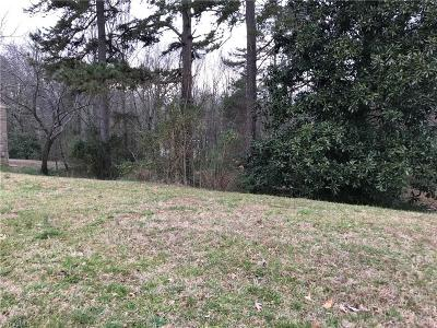Asheboro Residential Lots & Land For Sale: S McCrary Street