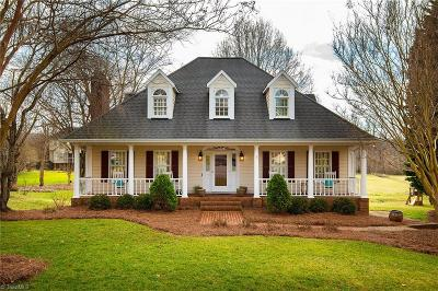Winston Salem Single Family Home Due Diligence Period: 4009 Hawksmoore Road