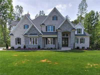 Kernersville NC Single Family Home Due Diligence Period: $779,900