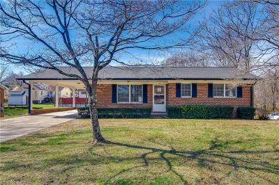 Surry County, Stokes County, Rockingham County, Yadkin County, Forsyth County, Guilford County, Alamance County, Davie County, Davidson County, Caswell County, Randolph County Single Family Home For Sale: 110 Jewell Street