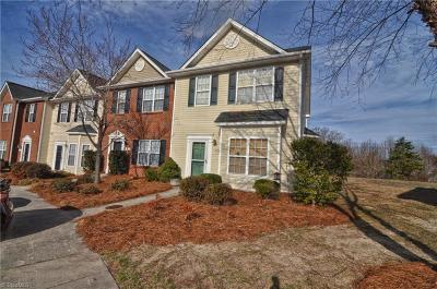 Winston Salem Condo/Townhouse Due Diligence Period: 1612 Olivers Crossing Circle
