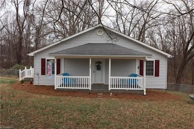 Rural Hall Single Family Home Due Diligence Period: 7381 Broad Street