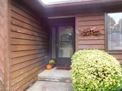 Providence Single Family Home For Sale: 2133 Seamster Road