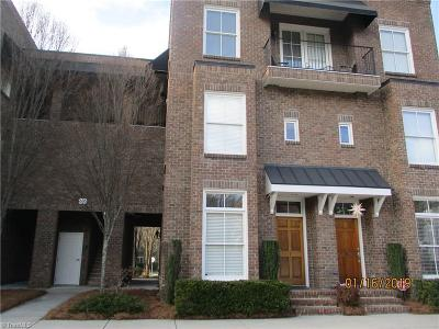 Greensboro Condo/Townhouse For Sale: 622 N Elm Street #J
