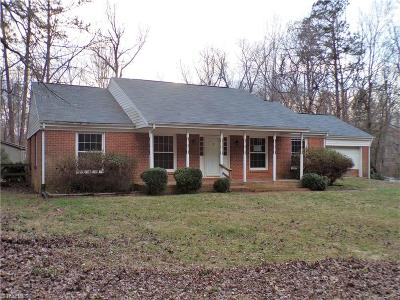 Greensboro Single Family Home For Sale: 5104 Thacker Road
