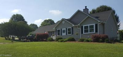 Lexington NC Single Family Home For Sale: $172,500