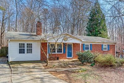 Kernersville Single Family Home For Sale: 309 Tanbark Court