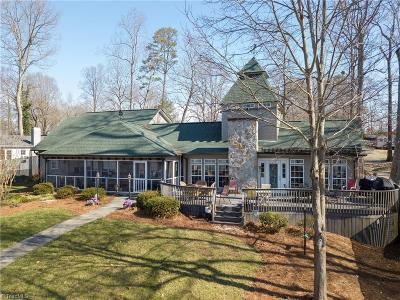 Davidson County Single Family Home For Sale: 181 Shoreline Drive