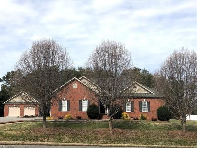 Clemmons NC Single Family Home Due Diligence Period: $249,500