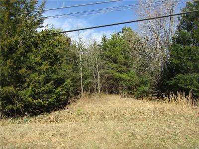 Yadkin County Residential Lots & Land For Sale: 00 W Main Street