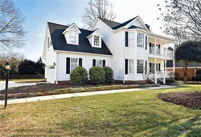 Alamance County Single Family Home For Sale: 514 Spence Avenue