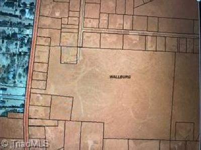 Wallburg Residential Lots & Land For Sale: 00 Nc Highway 109