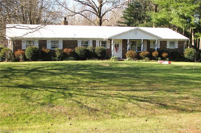 Kernersville Single Family Home Due Diligence Period: 1750 Sedgewood Drive