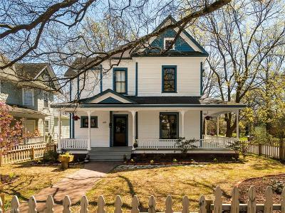 Greensboro Single Family Home For Sale: 600 5th Avenue