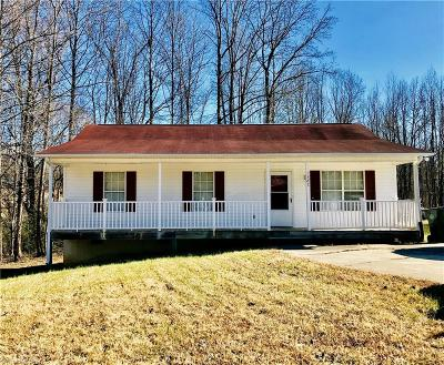 Guilford County, Forsyth County, Davidson County, Randolph County, Surry County, Yadkin County, Davie County, Stokes County, Rockingham County, Caswell County, Alamance County Single Family Home For Sale: 1387 Blair Street