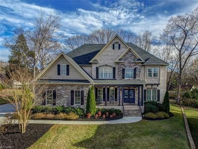 Greensboro Single Family Home For Sale: 2502 Duck Club Road