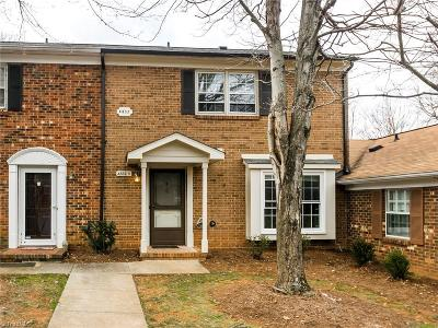 Greensboro Condo/Townhouse Due Diligence Period: 4832 Tower Road #B