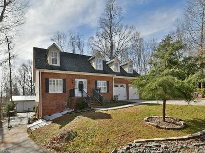 Advance Single Family Home For Sale: 240 Montclair Drive
