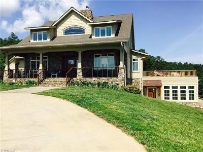 Single Family Home For Sale: 1208 Treadway Ridge Road