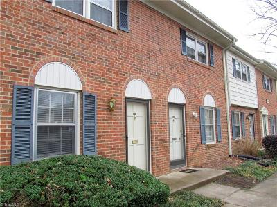 High Point Condo/Townhouse Due Diligence Period: 224 Northpoint Avenue #E