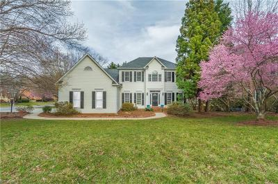 Greensboro Single Family Home For Sale: 4218 Shoal Creek Drive