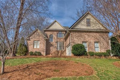 Winston Salem Single Family Home For Sale: 315 Stonebrook Lane