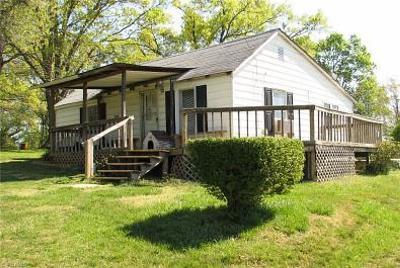 Winston Salem Residential Lots & Land For Sale: 5895 Graham Farm Road