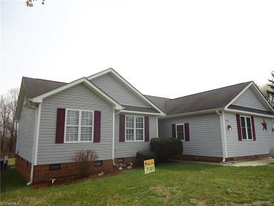 Stokesdale Single Family Home For Sale: 7947 Lester Road