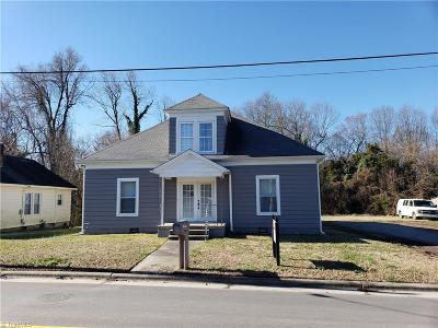 High Point Commercial For Sale: 1507 Long Street