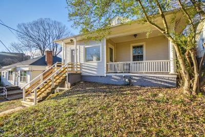 Winston Salem Single Family Home For Sale: 1515 Jarvis Street