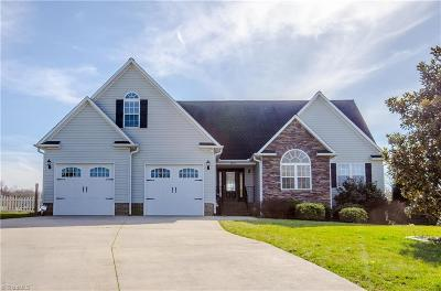 Surry County, Davie County, Yadkin County, Stokes County, Forsyth County, Davidson County, Rockingham County, Guilford County, Randolph County, Caswell, Alamance County Single Family Home For Sale: 2914 Clear Ridge Drive